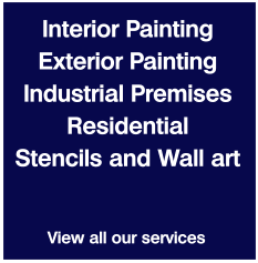 Painter and Decorator in Wellington